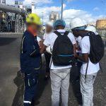 3e pro visite de la centrale EDF de Jarry